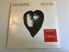 Foo Fighters One By One Rock Sealed New Record 2 lp original vinyl album 180g