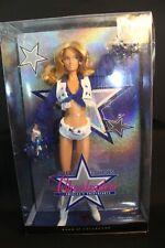 Barbie ~ Dallas Cowboys Cheerleaders Blonde Doll - #M2316 - NRFB