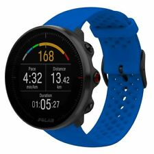 Polar Vantage M GPS multisport Smart  heart rate watch  Blue M/L