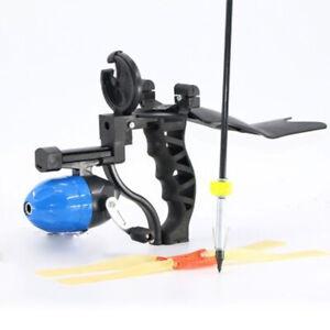 Hunting Fishing Slingshot Shooting Catapult Archery High Velocity Slingbow Sport