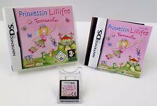 Prinzessin Lillifee Feenzauber + Anleitung + OVP - Nintendo DS