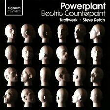 Powerplant: Joby Burgess (percussion) Matthew Fairclough (sound [CD]