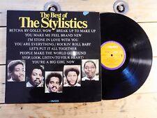 THE STYLISTICS THE BEST OF THE STYLISTICS LP VINYLE EX COVER EX ORIGINAL 1974