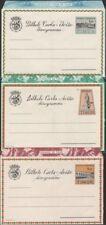 TIMOR, 1962. Aie Letter Sheets H&G F3-5, Mint (3)