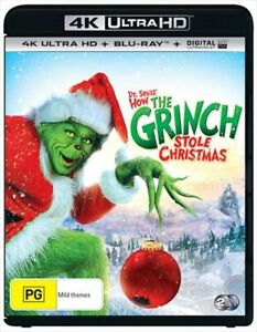 How The Grinch Stole Christmas | Blu-ray + UHD