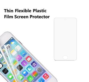 Thin Plastic Screen Protector for Apple iPod touch 5 6 7 5th 6th 7th Gen