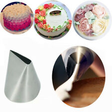 Extra Large Rose Petals Icing Piping Nozzle Cream Pastry Baking Tool Cake Nozzle