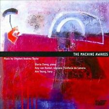 New Sealed CD The Machine Awakes - Music By Stephen Andrew Taylor