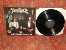 The Pogues Red Roses For Me 1984 UK Stiff SEEZ 55 EX/EX+