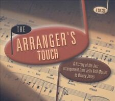 VARIOUS ARTISTS - THE ARRANGER'S TOUCH USED - VERY GOOD CD