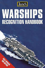 Warships Recognition Handbook (Jane's) (Jane's Recognition Guides), Good Conditi