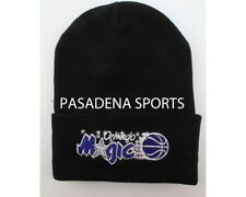 VINTAGE LOGO 7 ORLANDO MAGIC KNIT HAT CAP / BEANIE NWT nba