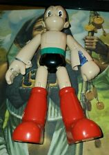 "Astro Boy 11"" Electronic Jointed Action Figure 2004 Bandai Works Lights+Sounds!"