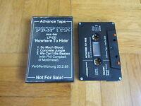 DRIFTER Advance Tape 1989 Cassette Tape Heavy Metal / Thrash motorhead