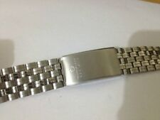 TITONI 18MM STAINLESS STEEL GENTS WATCH STRAP,NEW.( REF# TS-2 )