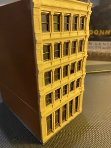 Bachmann Spectrum Savings and Loan Building Built