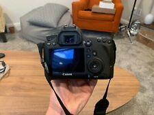 Canon EOS 6D 20.2MP Digital SLR Camera - Black / 50mm lens - all practically new