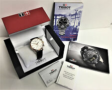 Tissot Tradition Chronograph Brown Leather Strap Mens Watch T063.617.36.037.00