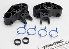 TRAXXAS 5334R Blocchetti Sterzo Platinum/AXLE CARRIERS LEFT & RIGHT