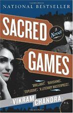 Sacred Games: A Novel (P.S.) by Vikram Chandra