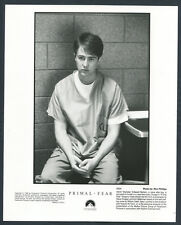 Primal Fear '96 EDWARD NORRIS IN PRISON VERY RARE