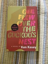 One Flew over the Cuckoo's Nest by Ken kesey (2012, Hardcover, Anniversary)