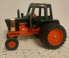 Vintage Black Knight Demonstrator Case 1070 Tractor Ertl 1/16