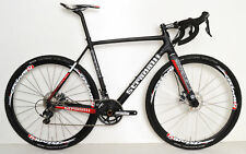 STRADALLI CARBON SHIMANO ULTEGRA 8000 CYCLOCROSS BICYCLE CX DISC BIKE RED