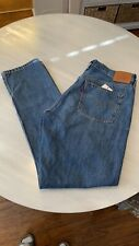 Levi'S Big E 501 Button Fly Jeans Nwt 31/30