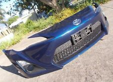 TOYOTA JDM 86 ZN6 FA20 series1 front bumper bar cover blue + indicators + grill