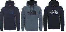 The North Face Drew Peak Hoodie Overhead Pullover Sweatshirt Black Grey Navy
