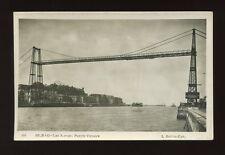 Spain BILBAO Las Arenas Puente Vizcaya c1920/30s? RP PPC
