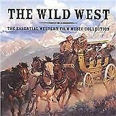 Various Artists - Wild West (Essential Western Film Music Collection/Original Soundtrack, 1999)
