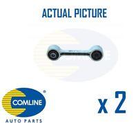 2 x REAR DROP LINK ANTI ROLL BAR PAIR COMLINE OE REPLACEMENT CSL7166