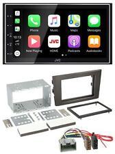 JVC MP3 DAB 2DIN USB Bluetooth Autoradio für Volvo XC 90 02-14 14 Pin