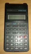 Casio FX-82 super Fraction Taschenrechner