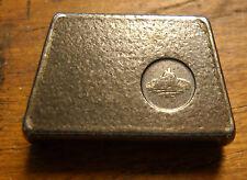Iron Drab coin of Ceald Version 2, Patrick Rothfuss, Kingkiller Chronicle Kvothe