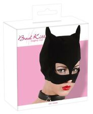 MASQUE CATWOMAN BAD KITTY CHAT BONDAGE FETISH BDSM FELINE PLAISIR INTIME FUN