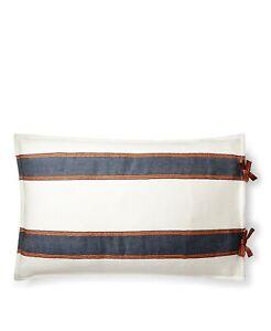 "Tessa Striped 16"" X 24"" Decorative Throw Pillow"