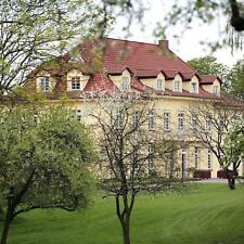 Mecklenburgische Seenplatte Romantik Reise Gutshaus am See 2 Personen 4 Tage