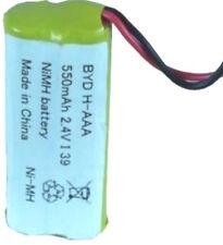 CORDLESS PHONE BATTERY CORUN AAA550*2  2.4v 500mAh 500 mAh