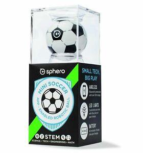 Sphero Mini App-Controlled Robot & Soccer Accessory Kit New - royal mail 48 xmas