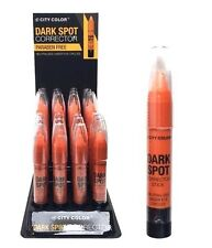City Color Dark Spot Corrector Orange Stick Paraben Free