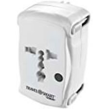 Conair All-in-One Adapter Plug - White - TS237AP