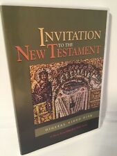 DVD Invitation to the New Testament: A Short-Term Disciple Bible Study