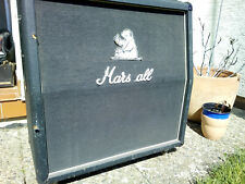 Vintage Marshall 4x12er Box 1960A (mit Stereo-Mod)