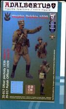 Adalbertus Models 1/35 POLISH ARMY OFFICER 1939 Resin Figure
