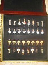 jeu d'échecs complet Egyptiens-Romains
