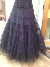 Full Length Party Regular Size Skirts Tulle for Women