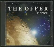 THE OFFER In Space 1996 CD ALBUM PROG WHAMPIRE RECORDS
